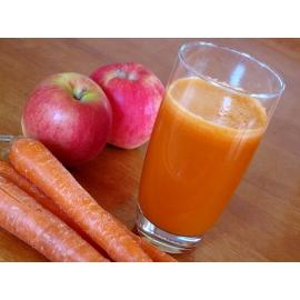 Фреш ябълка и морков 500ml