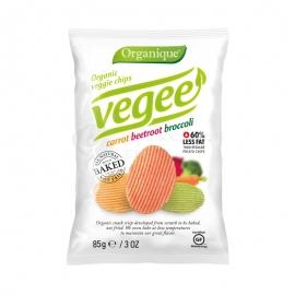 Био печен зеленчуков снакс без глутен 85 гр.