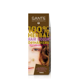 Прахообразна боя за коса - тера