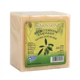 Натурален бял сапун със зехтин 200гр