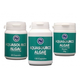 AquaSource водорасли 300 мг - 60 капсули