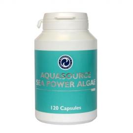 AquaSource водорасли - Морска Енергия 120 капсули