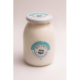 Кисело мляко от краве мляко от ферма Йовчеви гр.Раковски 1000 гр