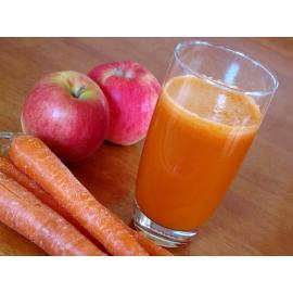 Фреш ябълка и морков 300мл