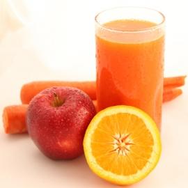 Фреш портокал и ябълка 1л