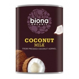 Био кокосово мляко 400мл