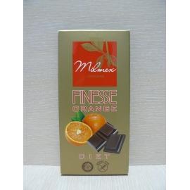 "Диетичен портокалов шоколад ""FINESSE"" 80гр"
