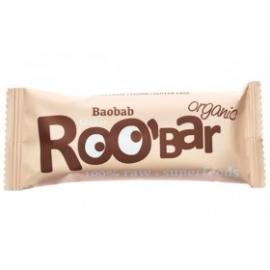 Roobar Суров бар баобаб и джинджифил 50гр