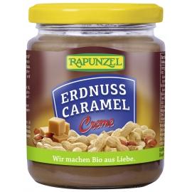 Фъстъчено масло с карамел 250 гр. Rapunzel БИО