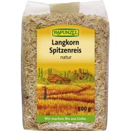 Ориз кафяв дълъг Rapunzel 500 гр. БИО