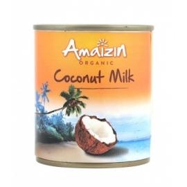 Био кокосово мляко Amaizin 400мл