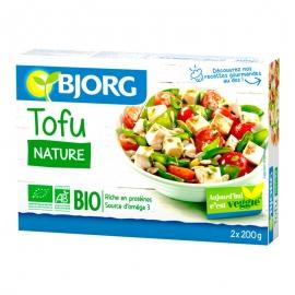 Био тофу натурално 2х200гр Бьорг