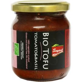 Био мариновано тофу с доматен сос и босилек 205гр Соявит