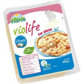 Веган кашкавал за пица моцарела 400гр. Без глутен Violife