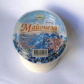 Диетична соева майонеза, без яйца 250гр