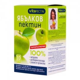 Ябълков пектин 10 бр VitaPectin