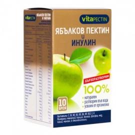 Ябълков пектин и инулин 10 бр VitaPectin