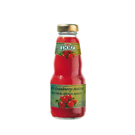 Напитка плодова от червена боровинка 200мл