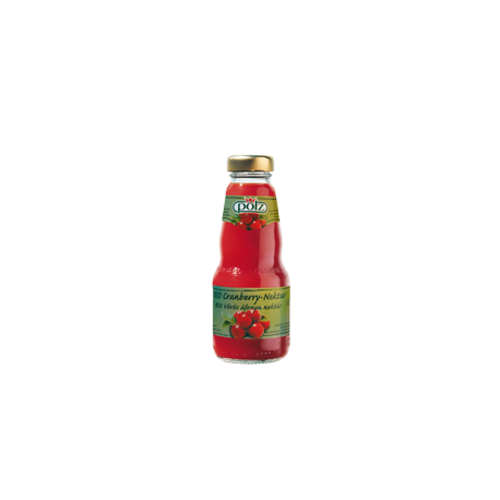 Нектар червена боровинка 200ml