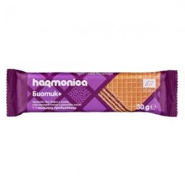 Био пробиотична вафла Хармоника 30гр