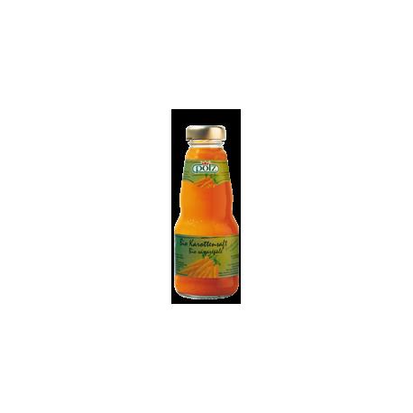 Сок моркови 100% 200ml