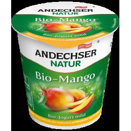 Био кисело мляко с вкус на манго 3,7% 150гр