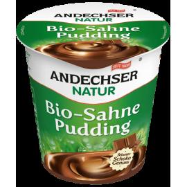 Био сметанов пудинг шоколад 150гр Andechser