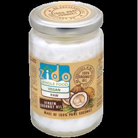 Био кокосово масло 250гр Зидо