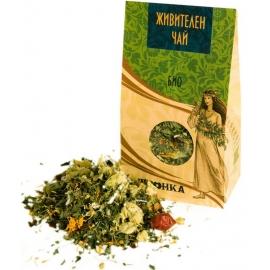 Био живителен чай 40гр Тронка