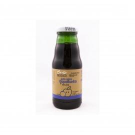 Био директен сок от ябълка и черна дива боровинка 200мл Биоглед