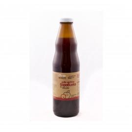 Био директен сок от ябълка и червена боровинка 750мл Биоглед