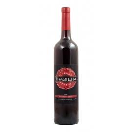 Малиново вино от био малини 750 мл Трастена