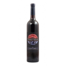 Вино малини и мерло 750 мл Трастена