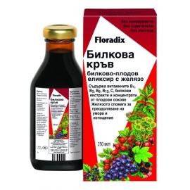 Floradix Билкова кръв 250мл