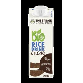 Био оризова напитка с шоколад 250мл