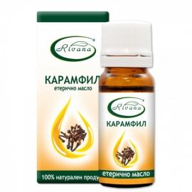 Етерично масло от карамфил 10мл Ривана