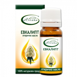 Етерично масло от евкалипт 10мл Ривана