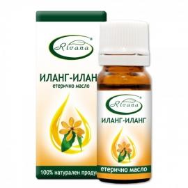 Етерично масло от иланг-иланг 10мл Ривана