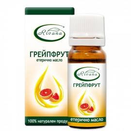 Етерично масло от грейпфрут 10мл Ривана
