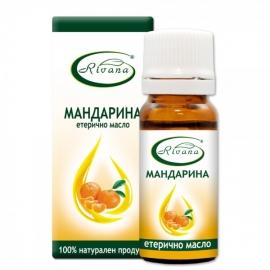 Етерично масло от мандарина 10мл Ривана