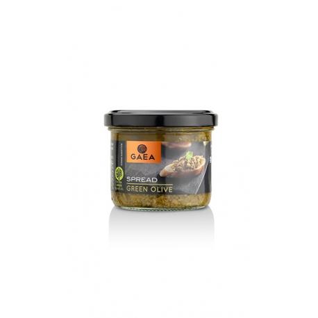Био паста от зелени маслини 150гр Gaea