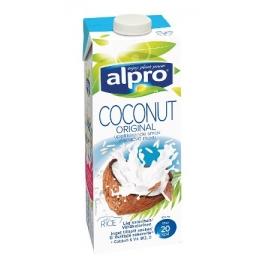 Напитка кокос и ориз 250мл Alpro