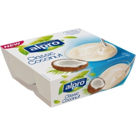 Соев десерт кокос 4х125гр Alpro