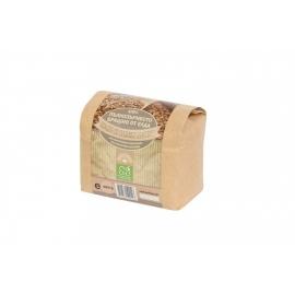 Натурално пълнозърнесто брашно от елда 0.5кг Екосем