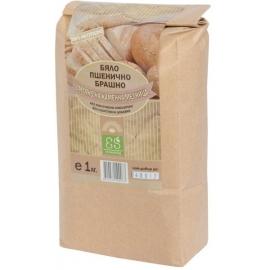 Натурално бяло пшенично брашно 1кг Екосем