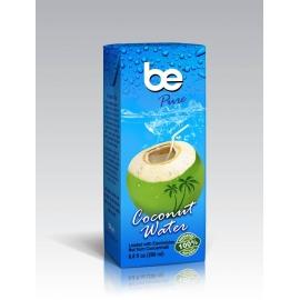 Кокосова вода 200мл Be Pure