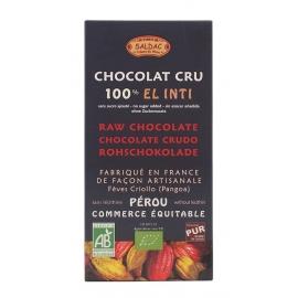 Био суров шоколад 100 гр