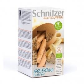 Био гризини със сусам без глутен 100гр. Schnitzer