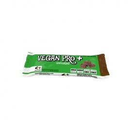Протеиново веган барче брауни 60гр 4+ Nutrition