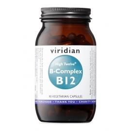 В-комплекс с B12 90капс Viridian